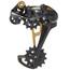 SRAM XX1 Eagle Type 3.0 Schaltwerk 12-fach schwarz-gold
